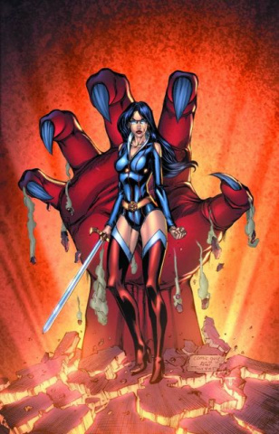 Grimm Fairy Tales #77 (Patterson Cover)