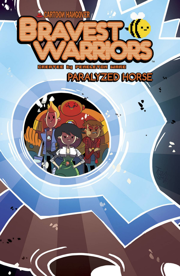 Bravest Warriors: Paralyzed Horse #1