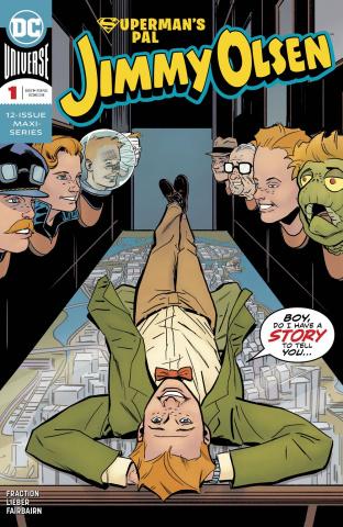 Jimmy Olsen #1 (Variant Cover)