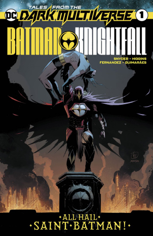 Tales from the Dark Multiverse: Batman - Knightfall #1