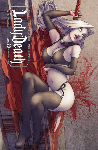 Lady Death #20 (Fan Expo VIP Cover)