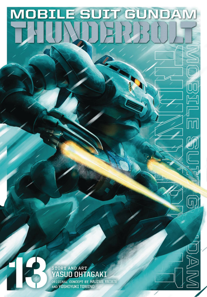 Mobile Suit Gundam: Thunderbolt Vol. 13