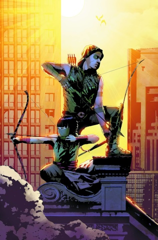 Green Arrow Vol. 6: Broken