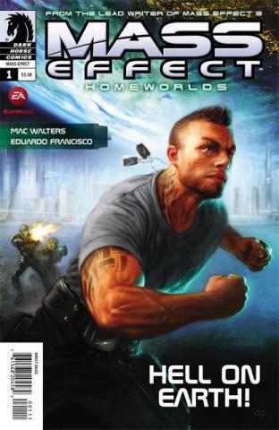 Mass Effect: Homeworlds #1