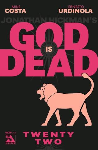 God Is Dead #22