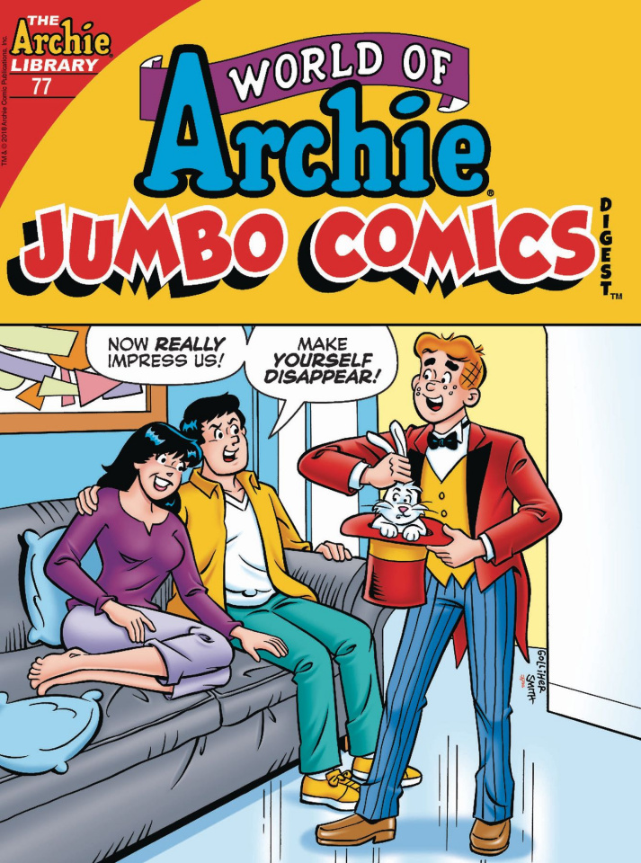 World of Archie Jumbo Comics Digest #77