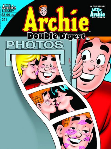 Archie Double Digest #221
