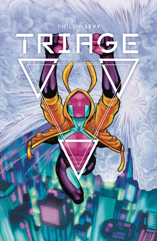 Triage #2 (Sevy Cover)