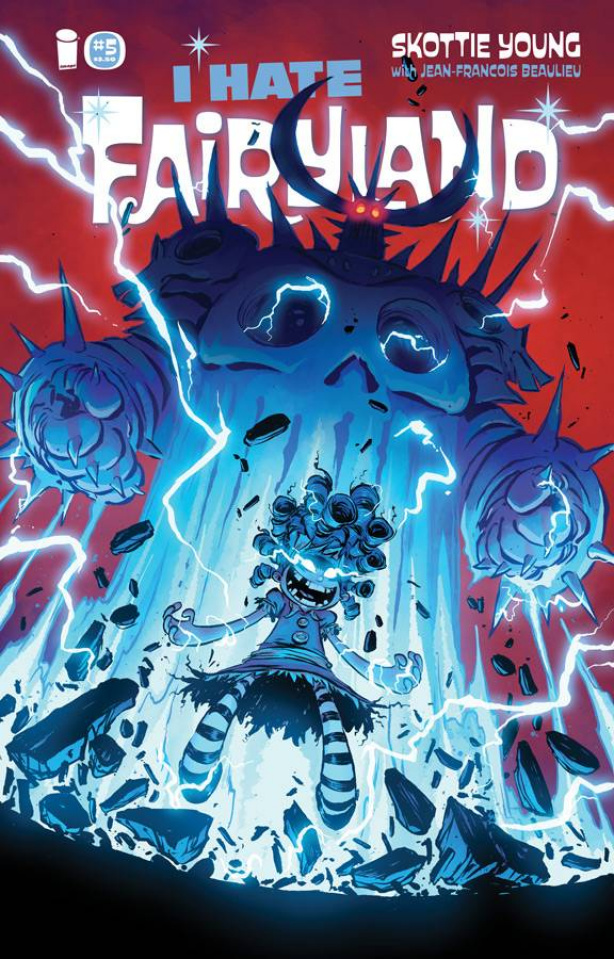 I Hate Fairyland #5 (Young Cover)