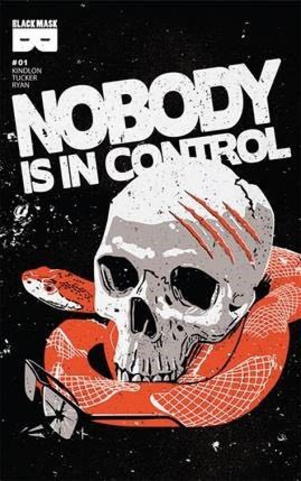 Nobody is in Control #1 (2nd Printing)