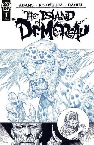 The Island of Dr. Moreau #1 (10 Copy Cover)