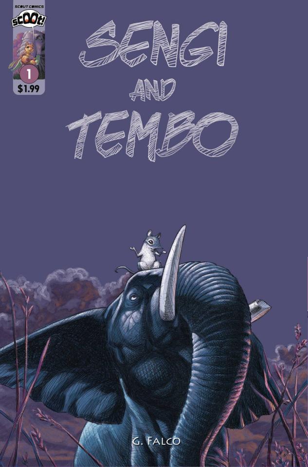 Sengi and Tembo #1