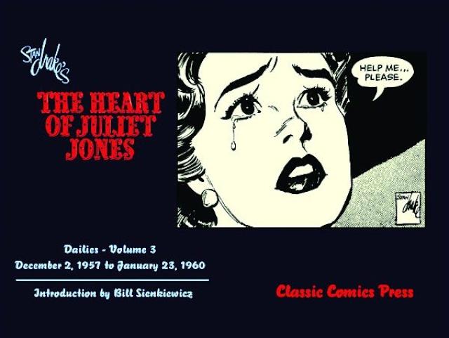 The Heart of Juliet Jones Vol. 3