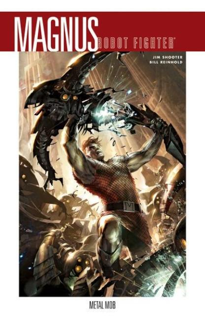Magnus, Robot Fighter Vol. 1