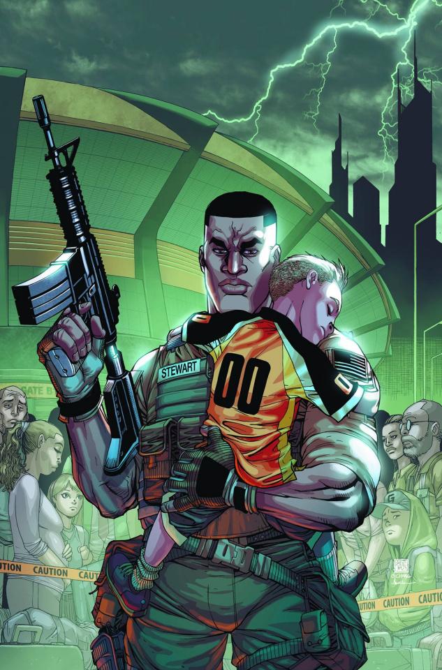 Green Lantern Corps #25: Zero Year