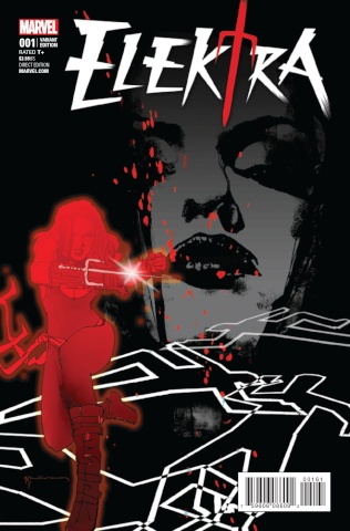 Elektra #1 (Sienkiewicz Cover)