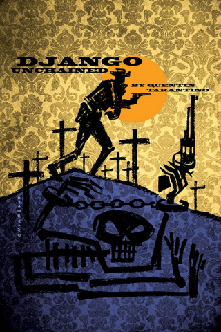 Django Unchained #2 (Guera Cover)