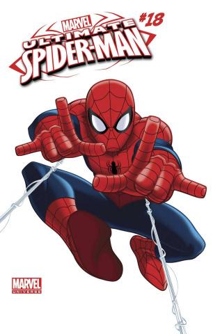 Marvel Universe: Ultimate Spider-Man #18