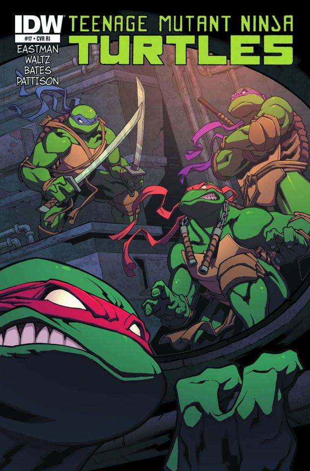 Teenage Mutant Ninja Turtles #20 (10 Copy Cover)