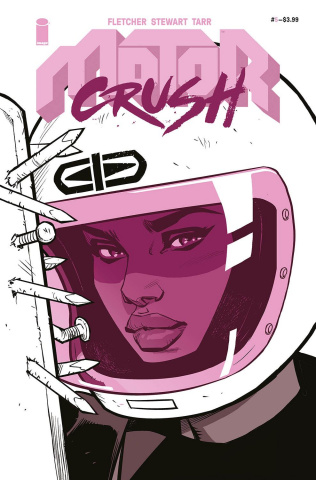 Motor Crush #5 (Stewart Cover)