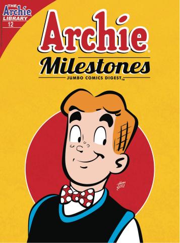 Archie Milestones Jumbo Comics Digest #12