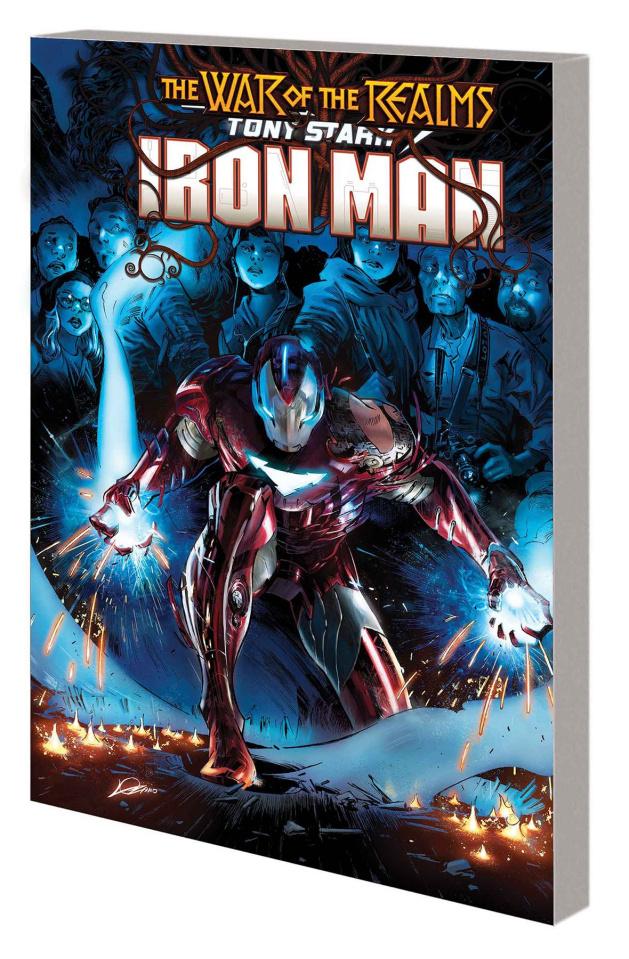 Tony Stark: Iron Man Vol. 3: The War of the Realms