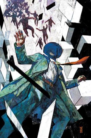 Checkmate #6 (Alex Maleev Cover)
