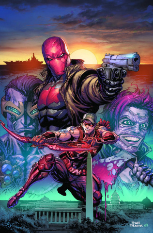 Red Hood / Arsenal #10