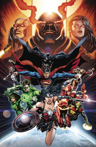 Justice League Vol. 8: Darkseid War, Part 2