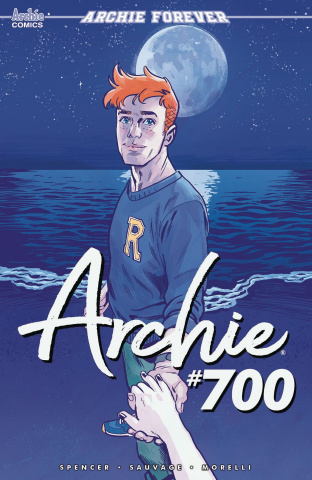 Archie #700 (Walsh Cover)