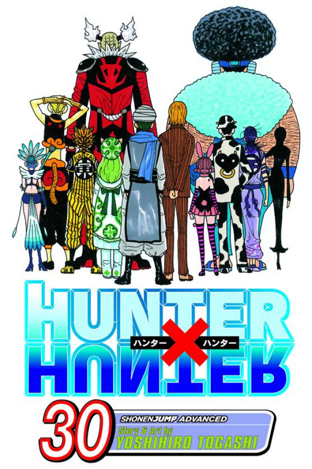 Hunter x Hunter Vol. 30