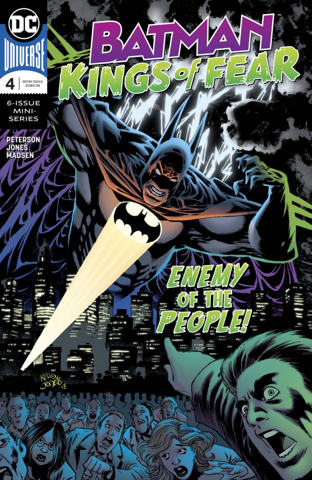 Batman: Kings of Fear #4
