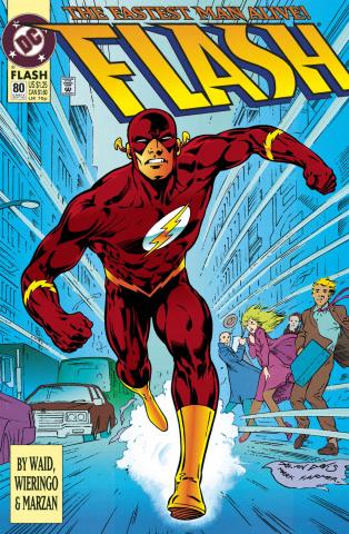 The Flash by Mark Waid Book 3