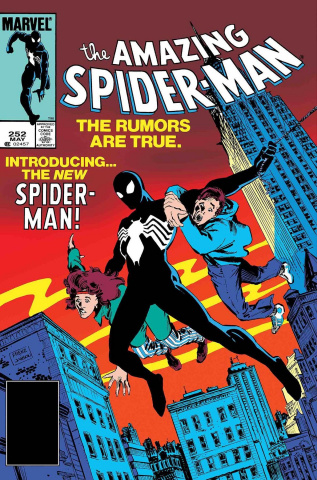 The Amazing Spider-Man #252 (Facsimile Edition)
