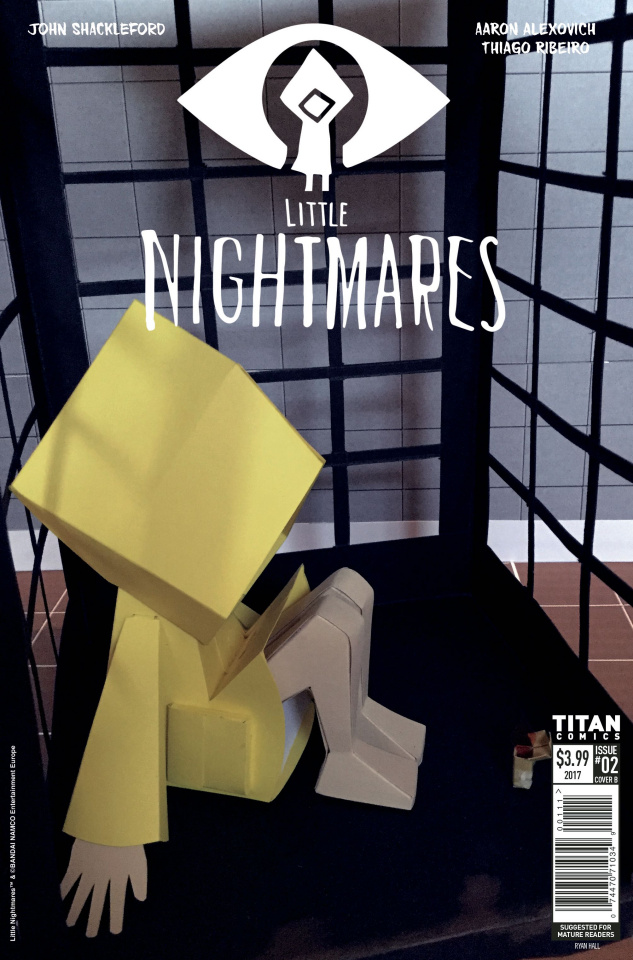 Little Nightmares #2 (Hall Cover)