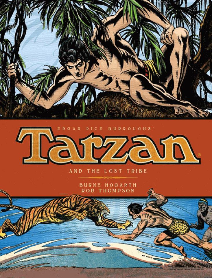 Tarzan Vol. 4: The Lost Tribes