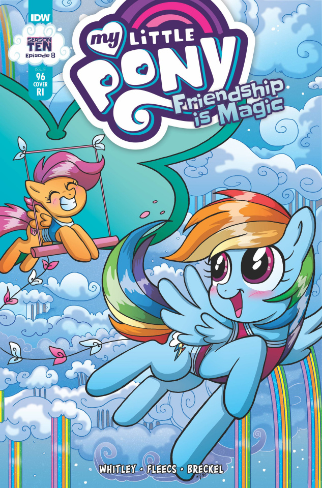 My Little Pony: Friendship Is Magic #96 (10 Copy Mary Bellamy Cover)