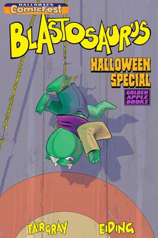 Blastosaurus (Halloween Comic Fest)