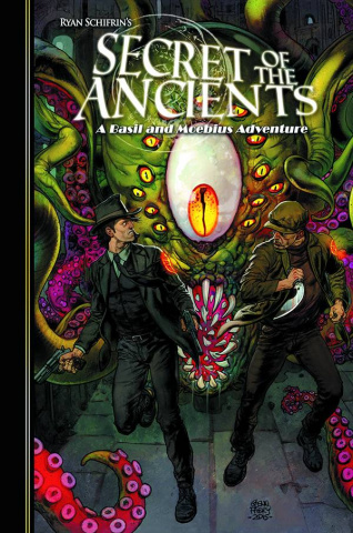 The Adventures of Basil and Moebius Vol. 3: Secrets of the Ancients