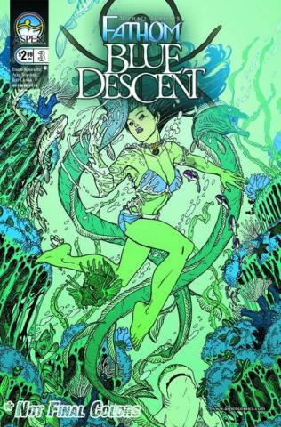 Fathom: Blue Descent #3 (Bradshaw Cover)