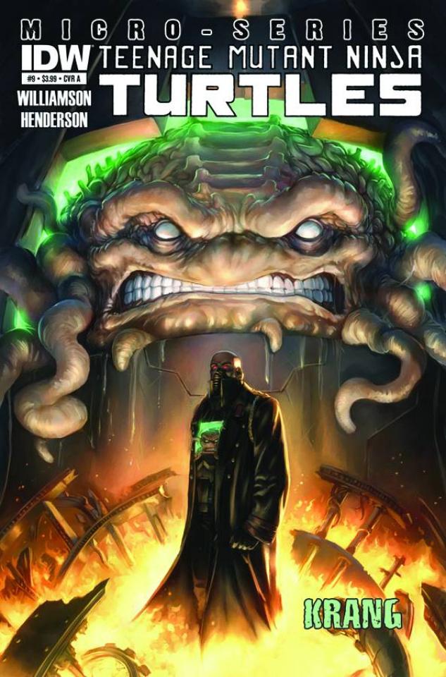 Teenage Mutant Ninja Turtles: Villains #9: Krang