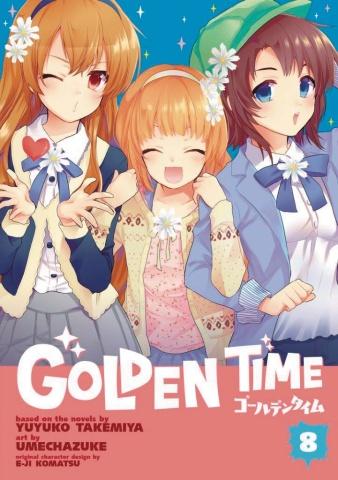 Golden Time Vol. 8