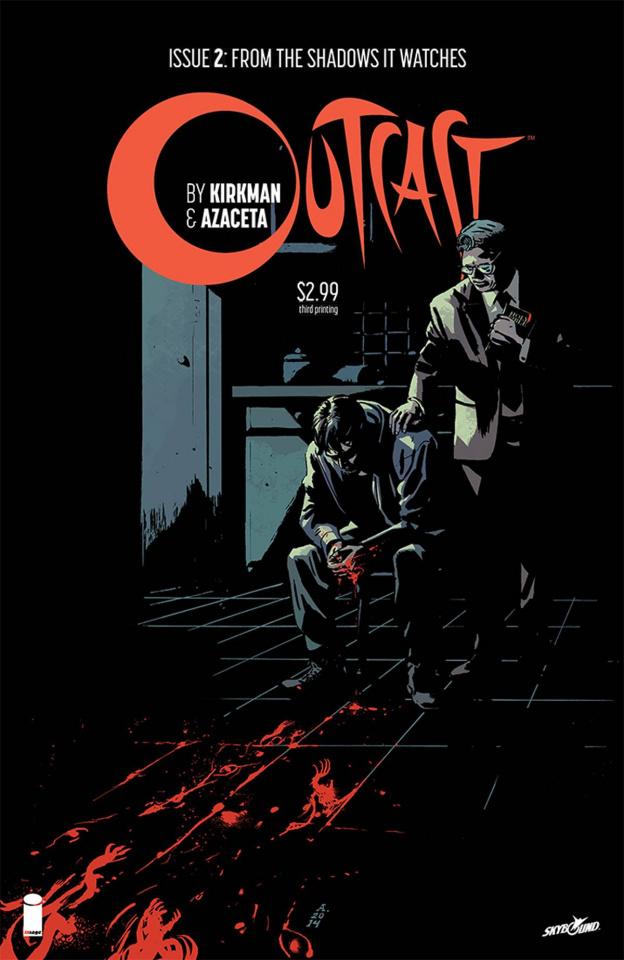Outcast #2 (3rd Printing)