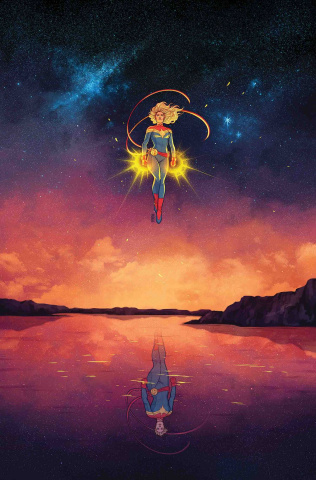 The Life of Captain Marvel #4 (Bartel Cover)