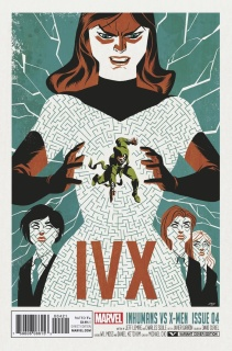 IvX #4 (Michael Cho Cover)