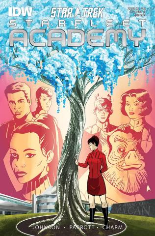 Star Trek: Starfleet Academy #3