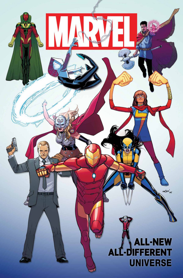 All-New All-Different Marvel Universe