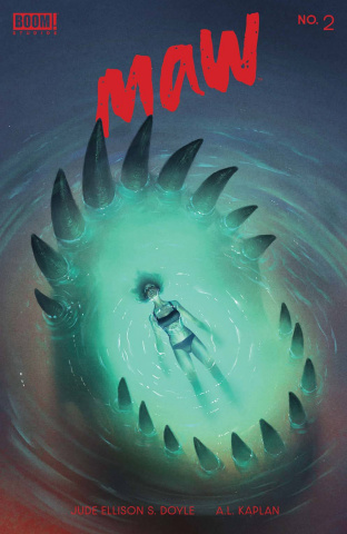 Maw #2 (10 Copy Murakami Cover)
