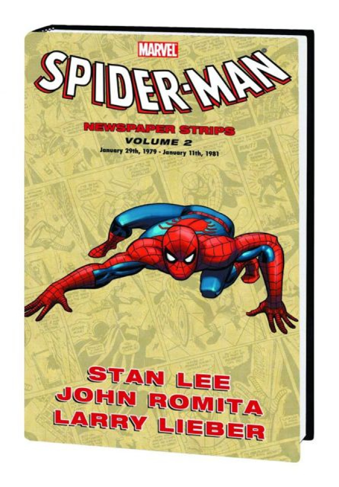 Spider-Man: Newspaper Strips Vol. 2
