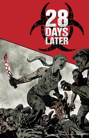 28 Days Later Omnibus Vol. 1